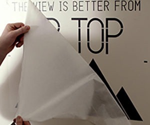 How To Install Vinyl Decals